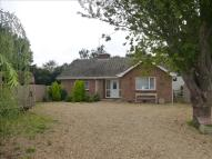 3 bed Detached Bungalow in Lowgate, Gedney, Spalding