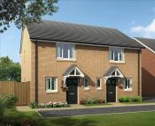 2 bedroom new home in Lime Walk, Long Sutton...
