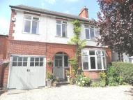 Detached house in Mountsorrel Lane...