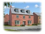 6 bed new home for sale in Ashby Road, Kegworth...