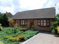 Detached Bungalow for sale in Anson Road, Shepshed...