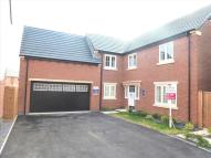 new home for sale in Eatough Close, Syston...