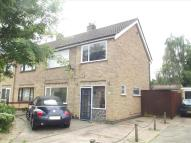 3 bed semi detached home for sale in Dunster Road...