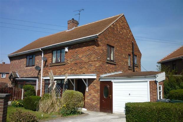 3 bedroom semi detached house for sale in salisbury road for Garden room braithwell