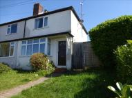 semi detached house for sale in Highfield Crescent...