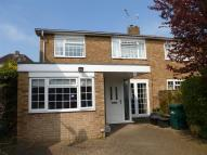 4 bed semi detached property in Overhill Gardens...