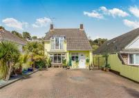 Detached home for sale in Napier Road, Poole