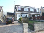 3 bedroom semi detached property for sale in Burcroft Hill...