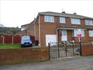 4 bed semi detached property in Buckingham Road...