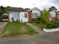 3 bedroom Detached Bungalow in The Firs, Lakenheath...
