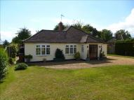 3 bed Detached Bungalow in Boundary Road, Red Lodge...