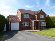 Detached house for sale in The Spinney, Moortown...