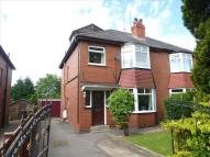4 bedroom semi detached home in Wensley Road...