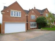 Detached home in Spartan Close, Wootton...