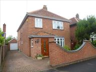 Detached house for sale in Welsford Road, Norwich