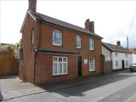 Detached home in The Street, Hempnall...