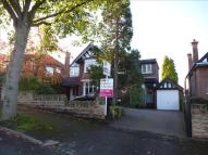 Detached property in Knighton Road...