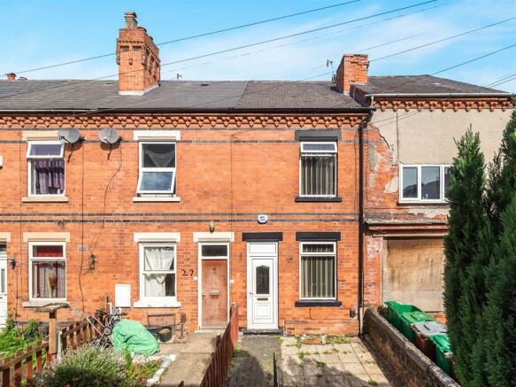 2 bedroom terraced house for sale in wilton terrace