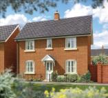 3 bed new property in Sandy Lane, Romsey