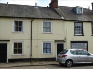 Terraced property for sale in The Hundred, Romsey