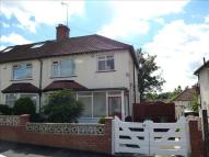 Easterly Crescent semi detached property for sale