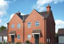 2 bed new property for sale in Herne Road, Oundle...