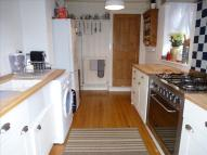 Terraced home for sale in Riverside, Wilton...