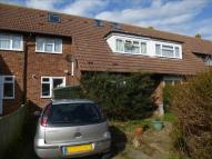 Terraced house for sale in Bodiam Close, Seaford