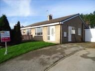 Semi-Detached Bungalow in Barnsdale Way, Upton...