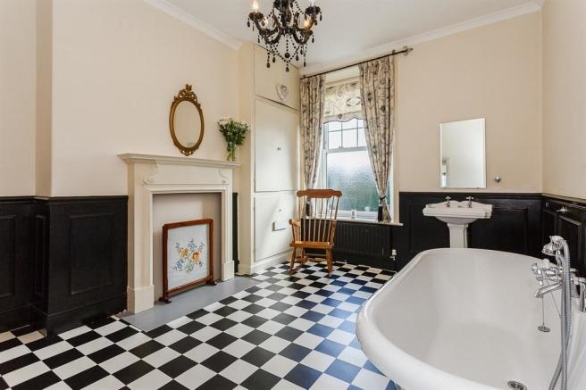 House Bathroom One