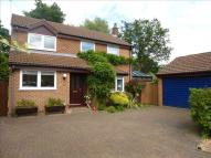 4 bed Detached home in Browning Close, Totton...