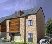 4 bed new home in Banks Drive, Ramsey...