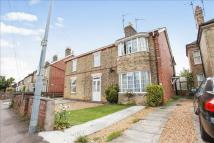2 bed semi detached property for sale in Blenheim Road, Ramsey...