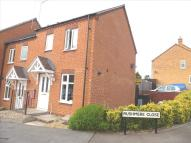 2 bedroom End of Terrace property for sale in Rushmere Close, Raunds...