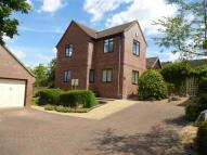 4 bed Detached house for sale in Orchard Close, Ringstead...