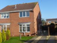 semi detached home in Pear Tree Close...