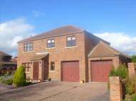 Detached house for sale in Chapel Close, Misterton...