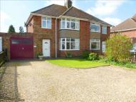 semi detached property in Braybrooke Road...