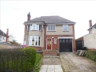 Detached home in Rushton Road, Rothwell...