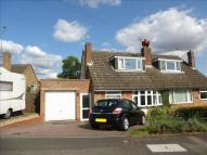 3 bed semi detached home in Leys Avenue, Rothwell...