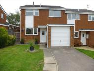 semi detached property in Raleigh Close, Rothwell...