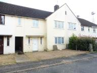 Terraced house for sale in Hilltop Close...