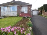 2 bed Semi-Detached Bungalow for sale in Thomson Drive, Crewkerne