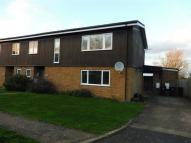 4 bed semi detached house in The Crescent, Caldecott...