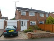 semi detached home in Bates Close...