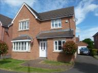 Detached home in Knuston Drive, Rushden