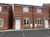 2 bedroom semi detached property in Connaught Road...