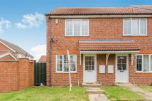 End of Terrace house in Edgar Close, Scotter...