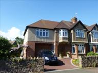 semi detached property in Lower Park, Minehead