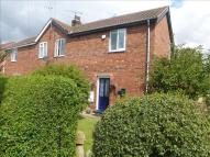 semi detached house in Snaith Road, East Cowick...